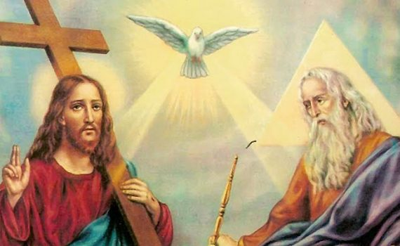 Znalezione obrazy dla zapytania uroczystość najświętszej Trójcy