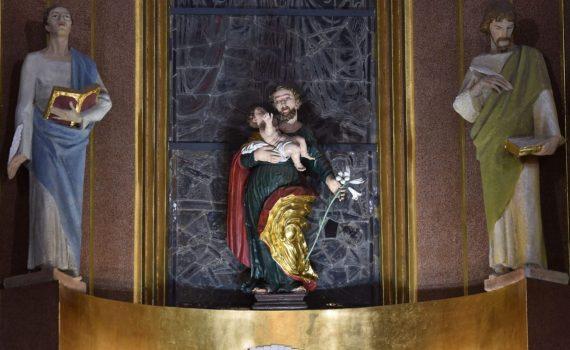 Uroczystość św. Józefa na osiedlu Staromieście w Rzeszowie – Parafia Strażów